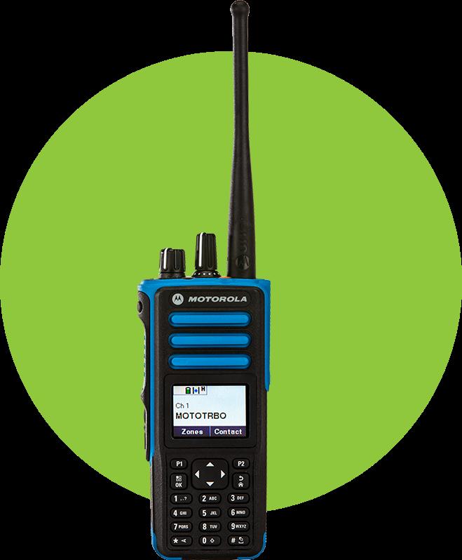 Motorola XPR 7580