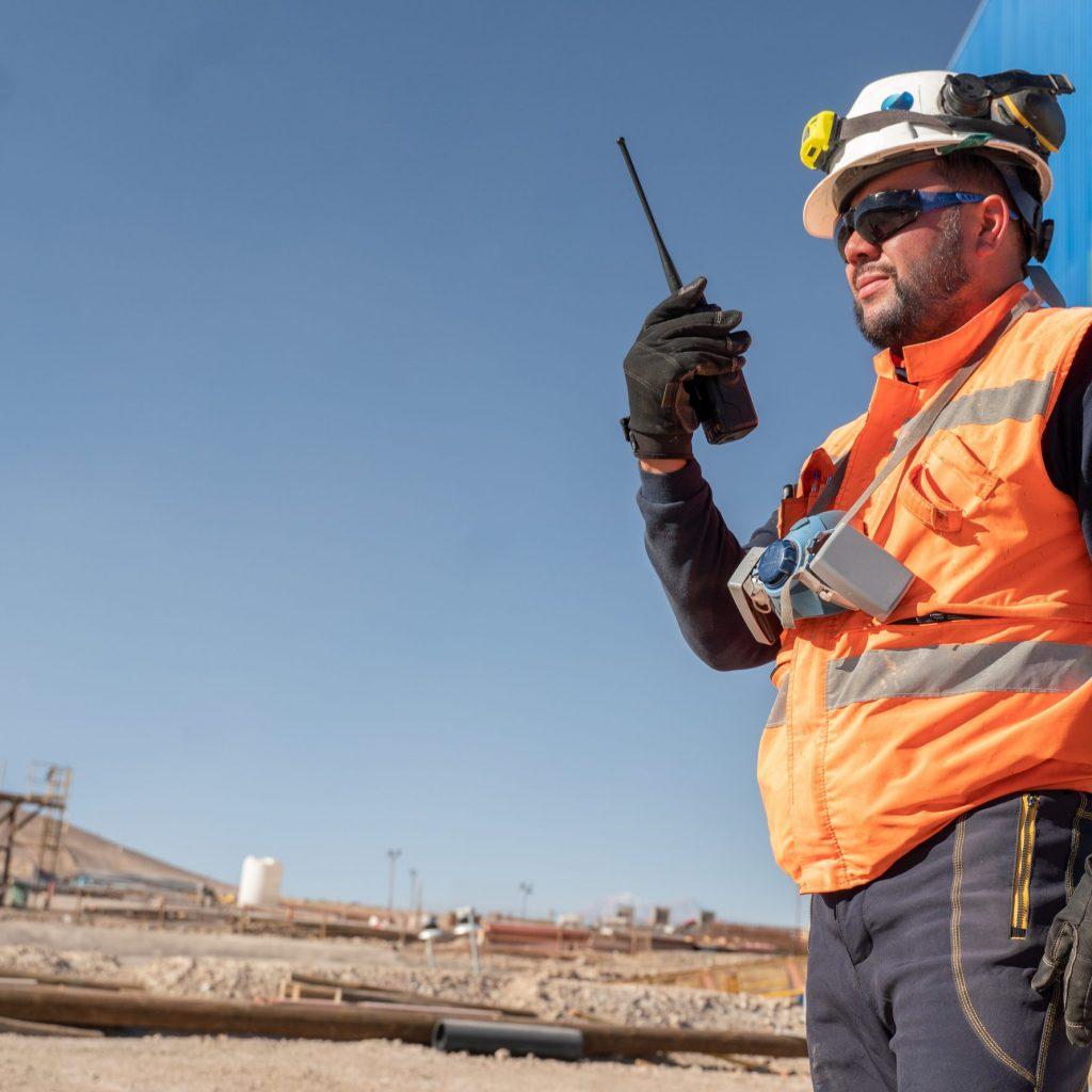 Mining Communications System In Alberta